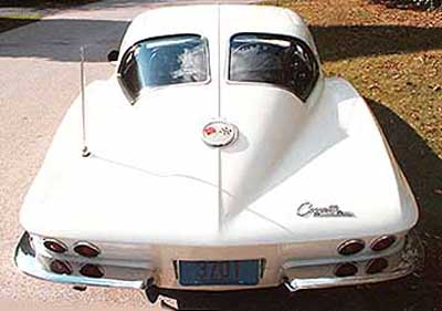 Corvette Stingray Years on 63 Sting Ray